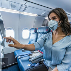 The insanity of mask wearing on airlines - The Dan Fagan Show