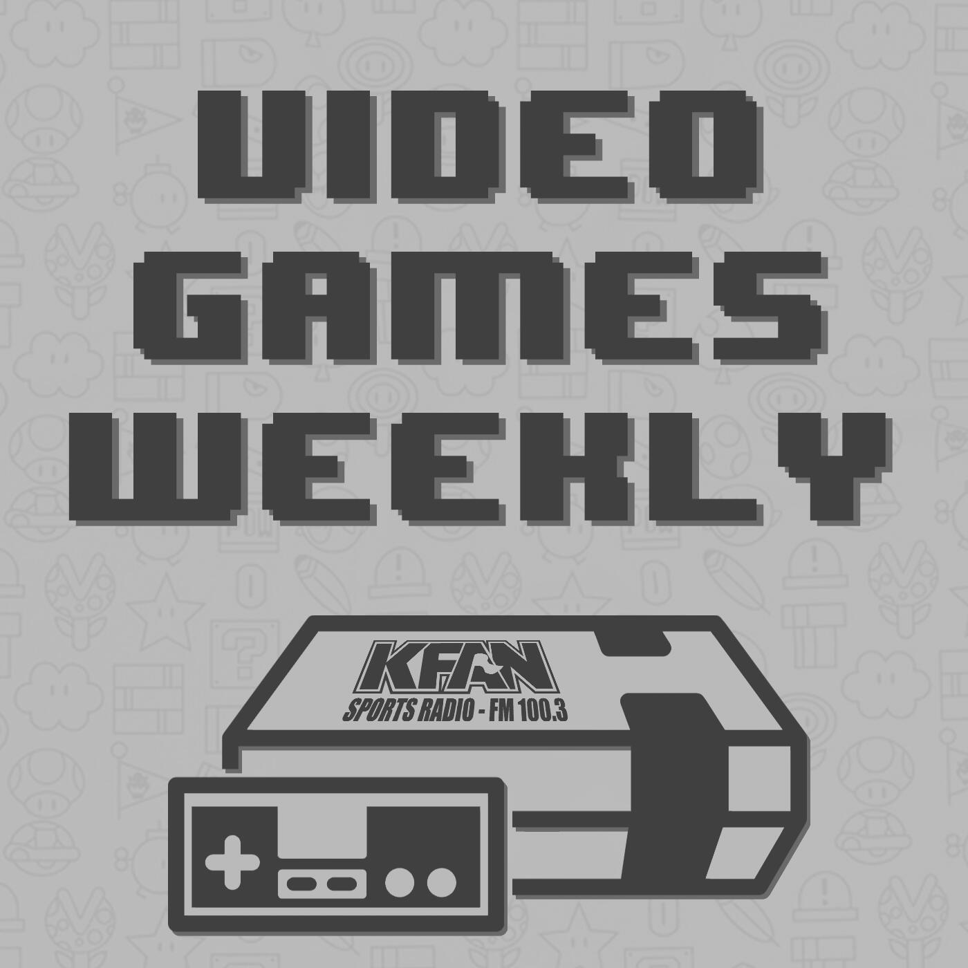 Video Games Weekly