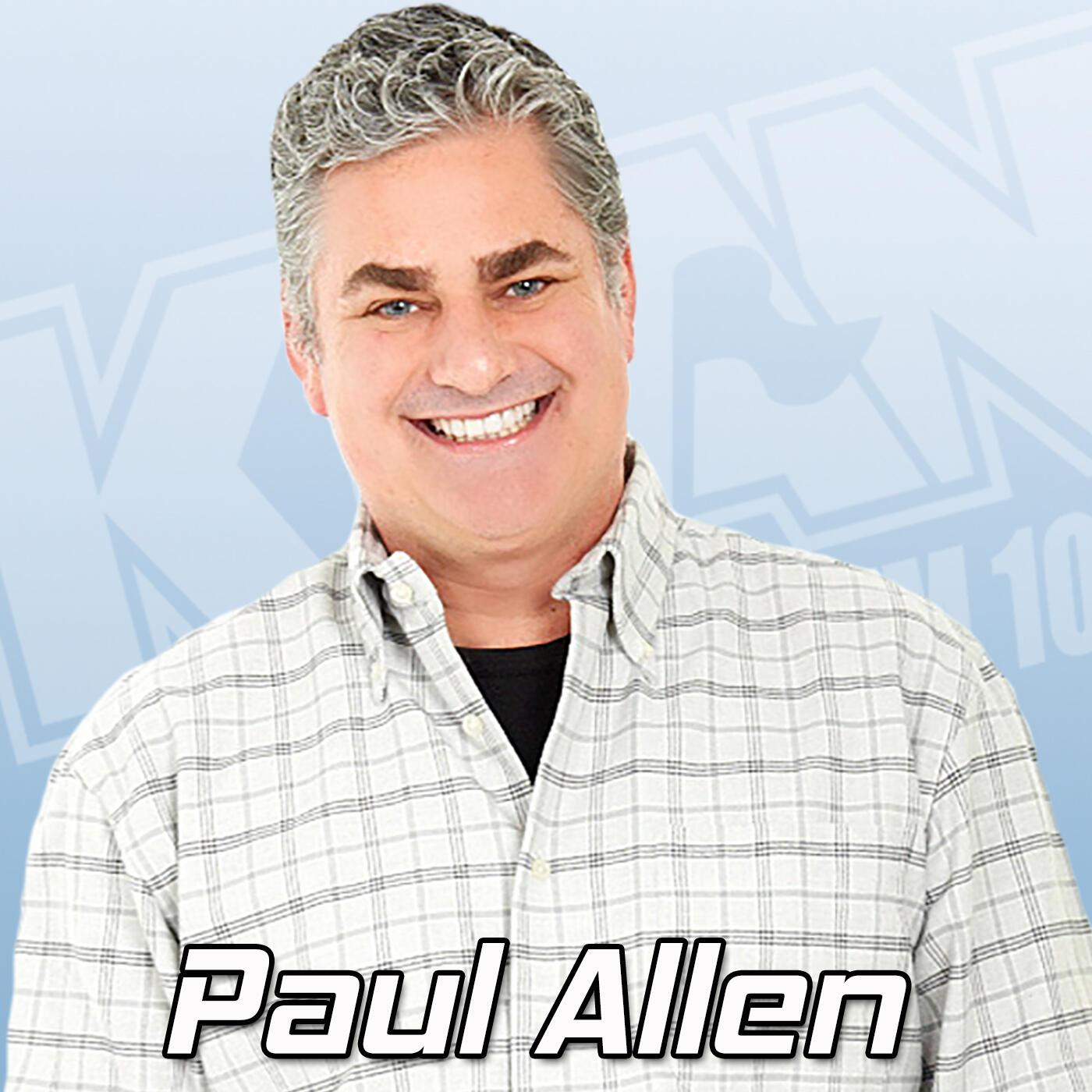 Listen to the Paul Allen Episode - #92Noon Friday Feast! on iHeartRadio | iHeartRadio