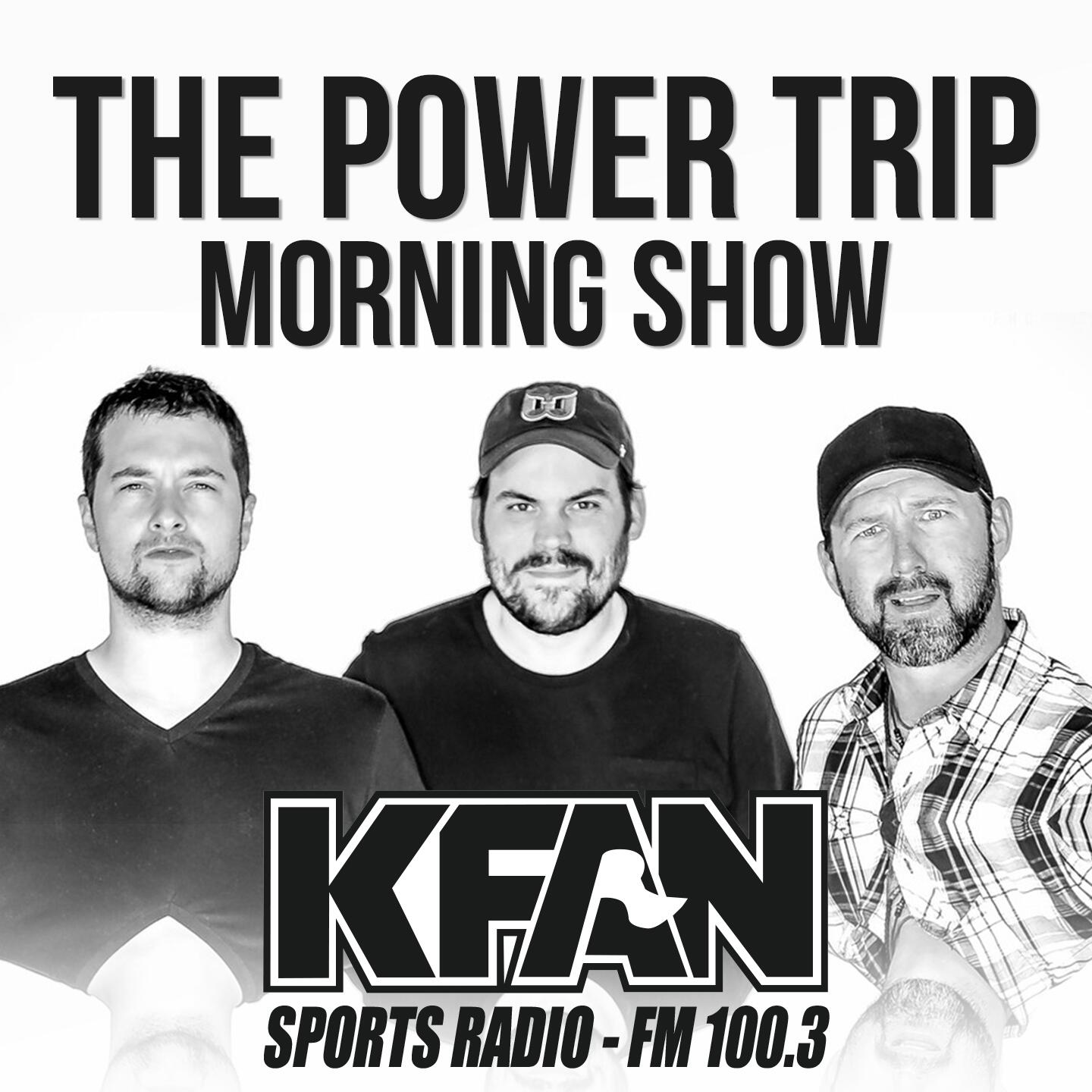 "Listen to the The Power Trip Episode - ""Uno and Aquaman"" - Power Trip [FULL SHOW] on iHeartRadio 