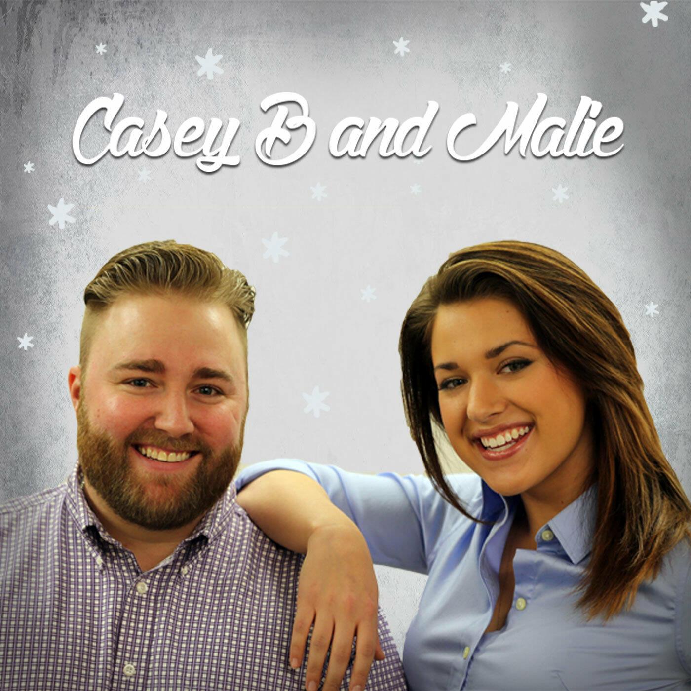 Casey B & Malie in the Morning