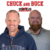 Chuck and Buck H4: The Seahawks bizarre yet possibly productive running back situation/ What should the Mariners do with Kyle Seager and Robinson Cano?
