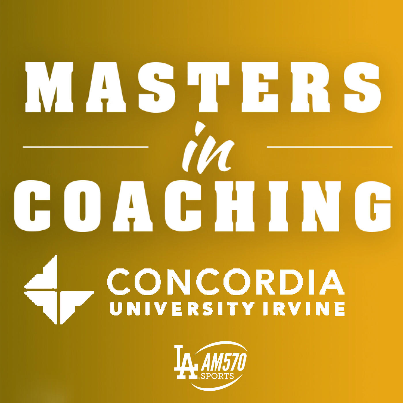 Masters In Coaching Podcast