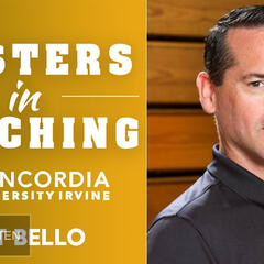 Masters in Coaching Podcast- Episode XIX - Masters In Coaching Podcast