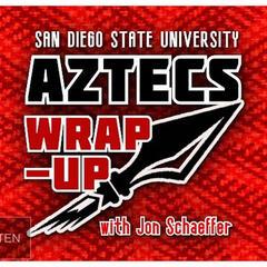 Syracuse 78 San Diego State 62 - The Aztecs Wrap Up Show with Jon Schaeffer