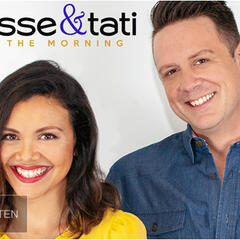 Jesse and Tati in the Morning