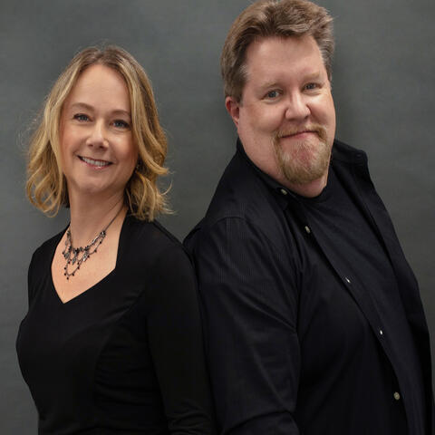 Kristin Lessard & Steve Kelly