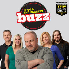 Wicked Tuna's CAPTAIN DAVE MARCIANO and Angelica.  Part 2.  3/5 - Greg & The Morning Buzz