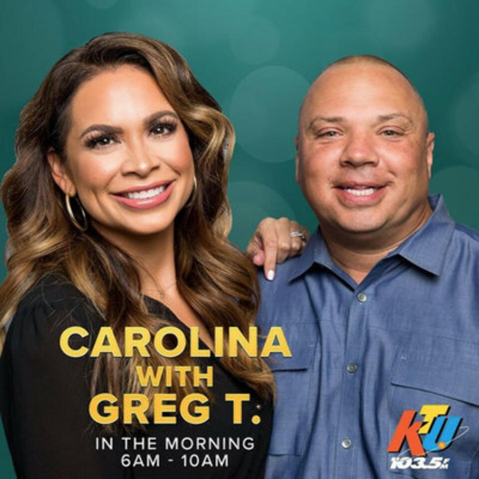 Carolina With Greg T In The Morning Show