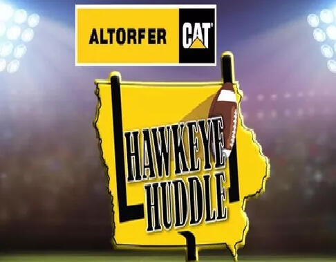 Altorfer Cat Hawkeye Huddle