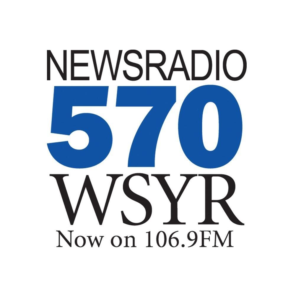 NewsRadio 570 WSYR On-Demand