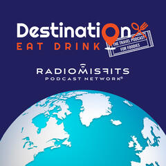 Destination Eat Drink on Radio Misfits