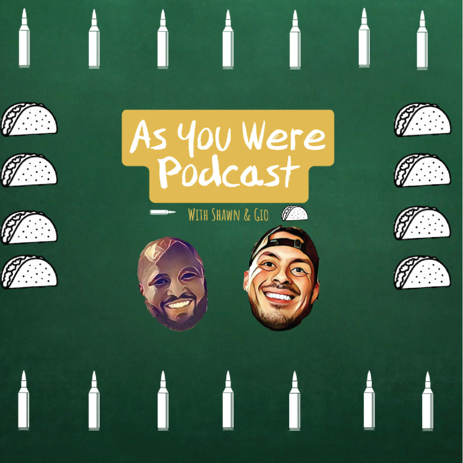 As You Were Podcast