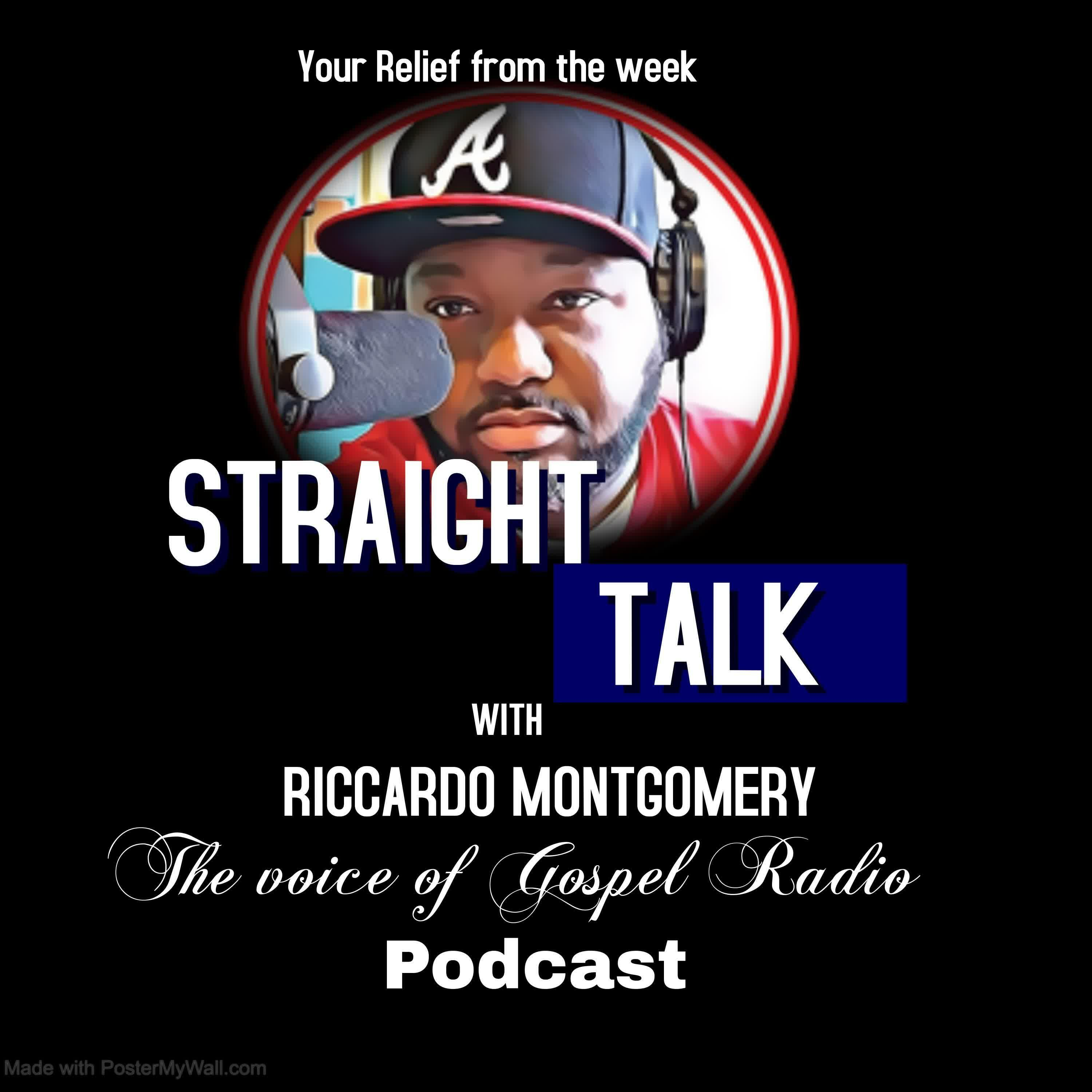 Straight Talk with Riccardo Montgomery