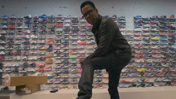 DJ Lexx Jonez - Comedian Chris Rock Goes On Sneaker Splurge!