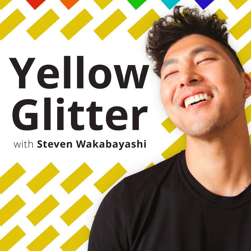 Yellow Glitter