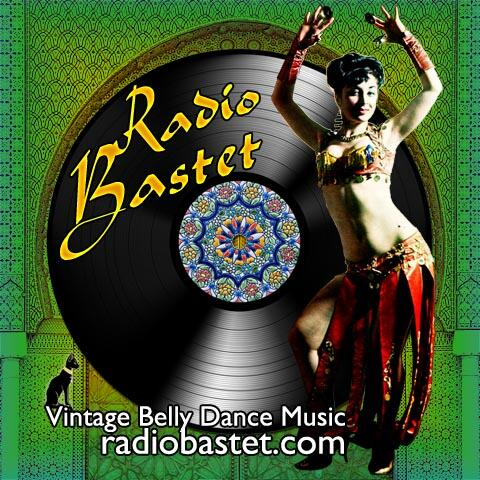 Listen to the Radio Bastet - Vintage Belly Dance Music Episode
