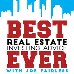 JF1518: Write Your Real Estate Problems On The Board & He'll Solve Them with Bryan Chavis - Best Real Estate Investing Advice Ever