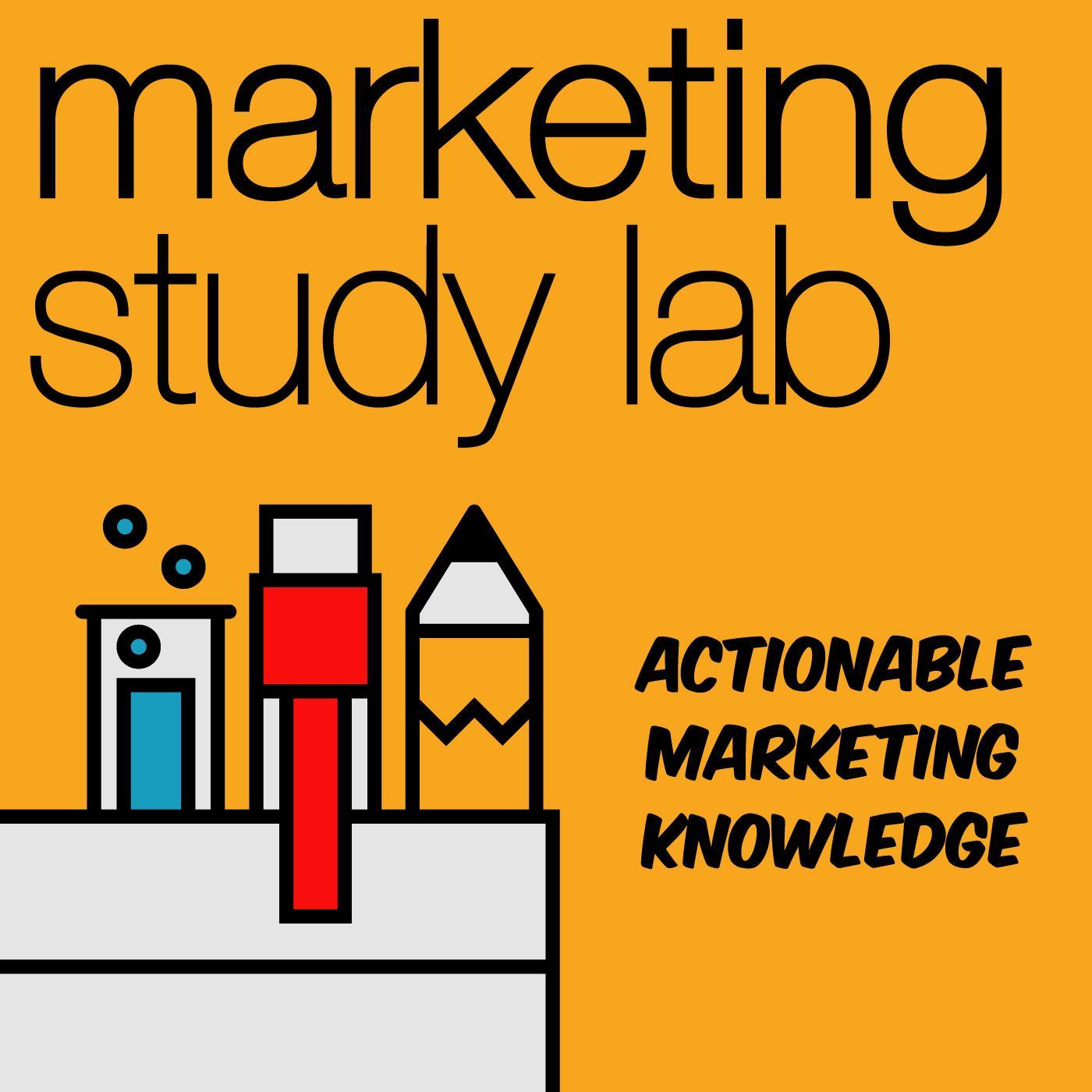 Marketing Study Lab - Actionable Marketing Knowledge