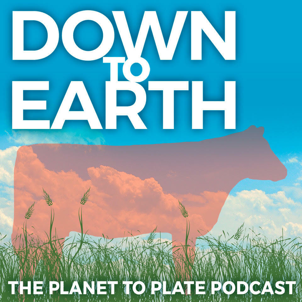 Down to Earth: The Planet to Plate Podcast