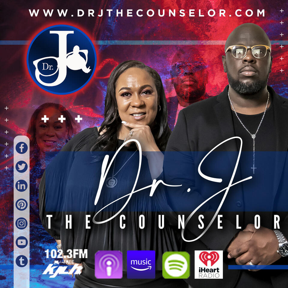 Celebrity Host Dr. J the Counselor Presents: