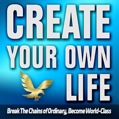 569: The Glamorous Life of a Model Turned Actress and Comedian | Eugenia Kuzmina - The Create Your Own Life Show
