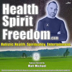 Health Spirit Freedom: Teaching 5D Ascension & High Vibrational Health