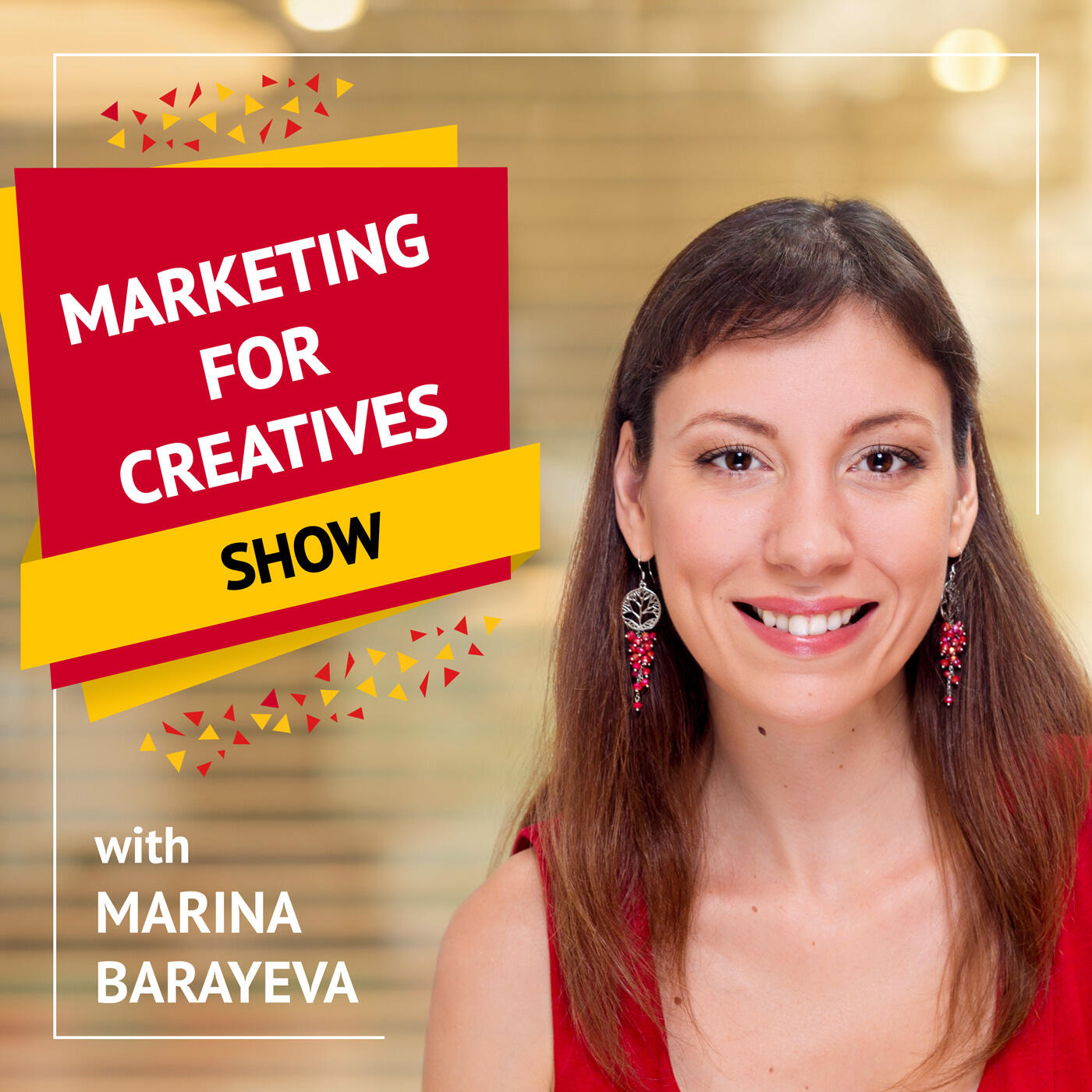 Marketing for Creatives Show   Marketing Tips for Creative Entrepreneurs and Small Business Owners
