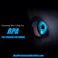 Listen to the REAL PARANORMAL ACTIVITY - THE PODCAST | Ghost