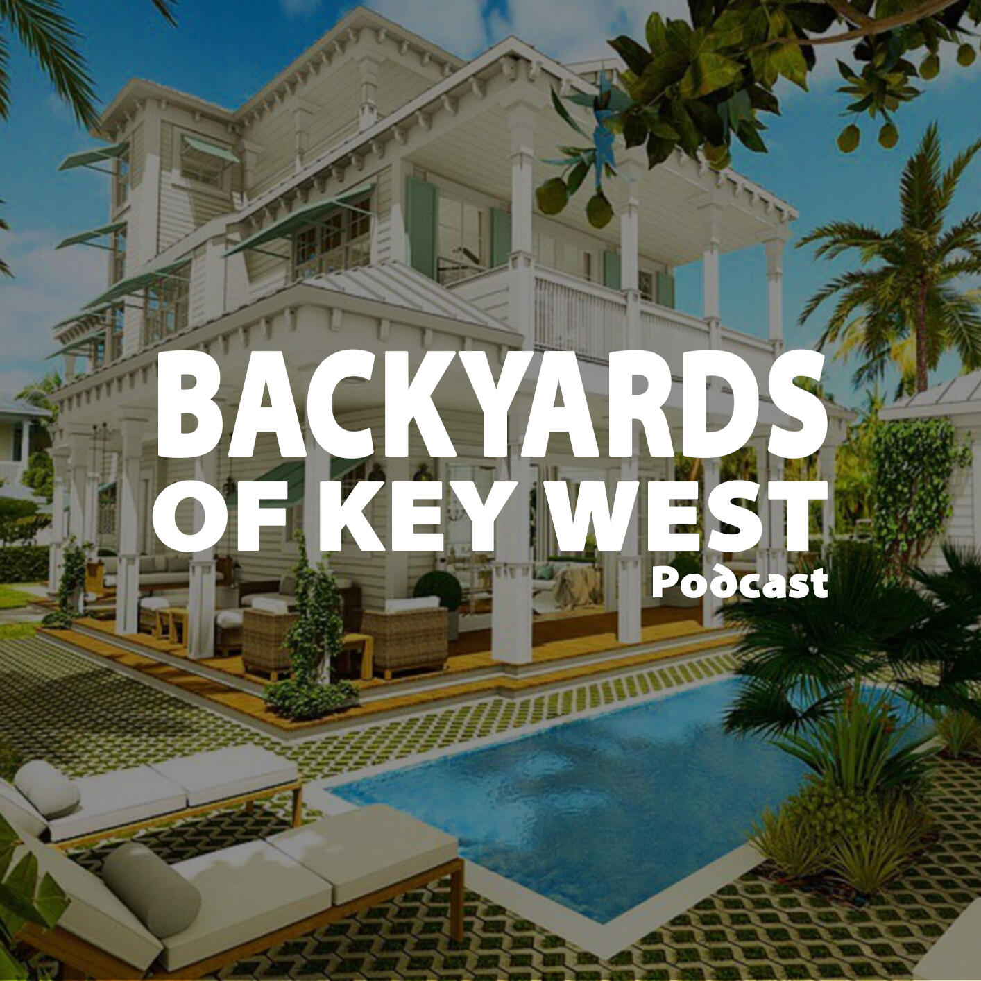 Backyards of Key West Podcast with Mark Baratto