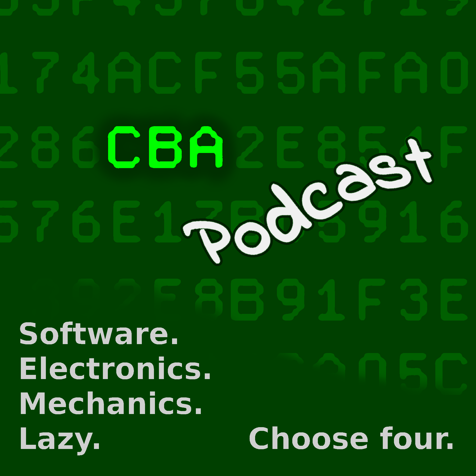Listen to the CBA Podcast Episode - episode 31: one year
