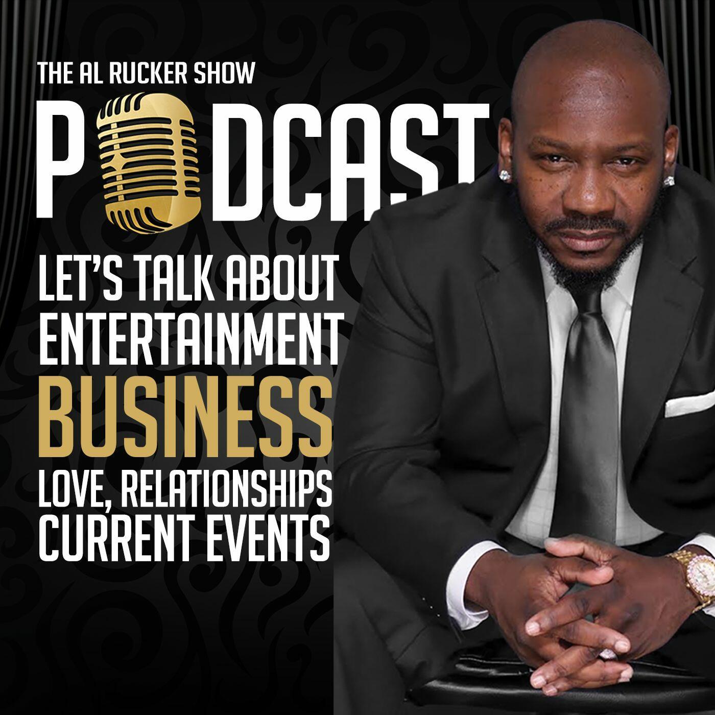 alruckershow's podcast