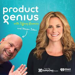 Mike Kline, Director of Intellectual Property at Cleveland Golf, joins us to discuss Trademarks! - Product Genius with Tiffany Krumins | Shark Tank Winner