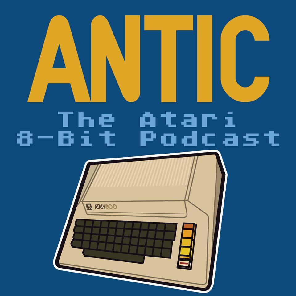 ANTIC The Atari 8-bit Podcast