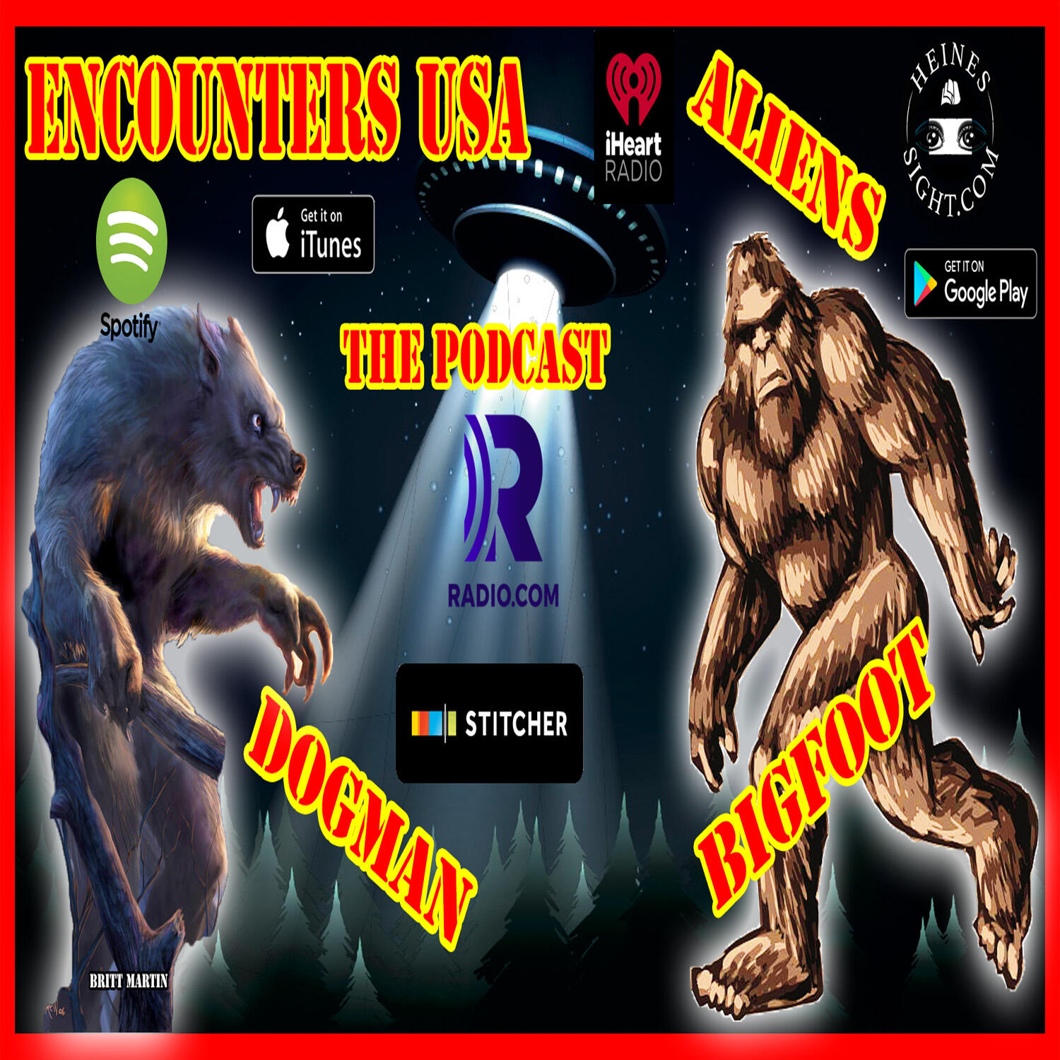 Encounters USA The Podcast