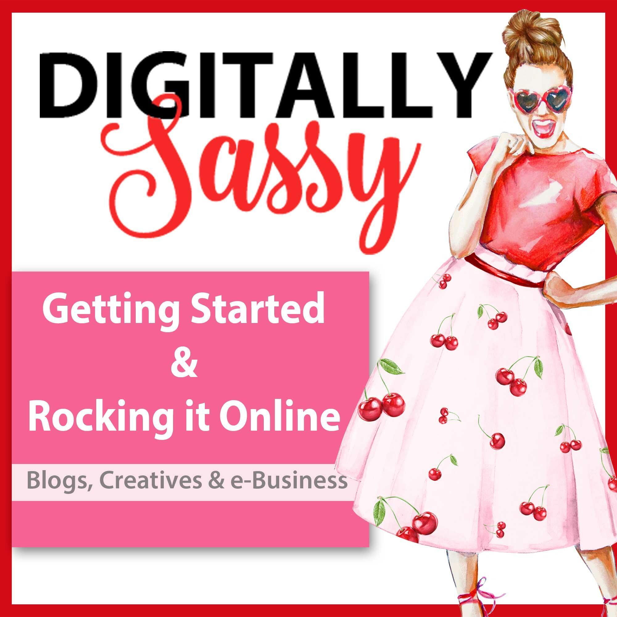 Digitally Sassy