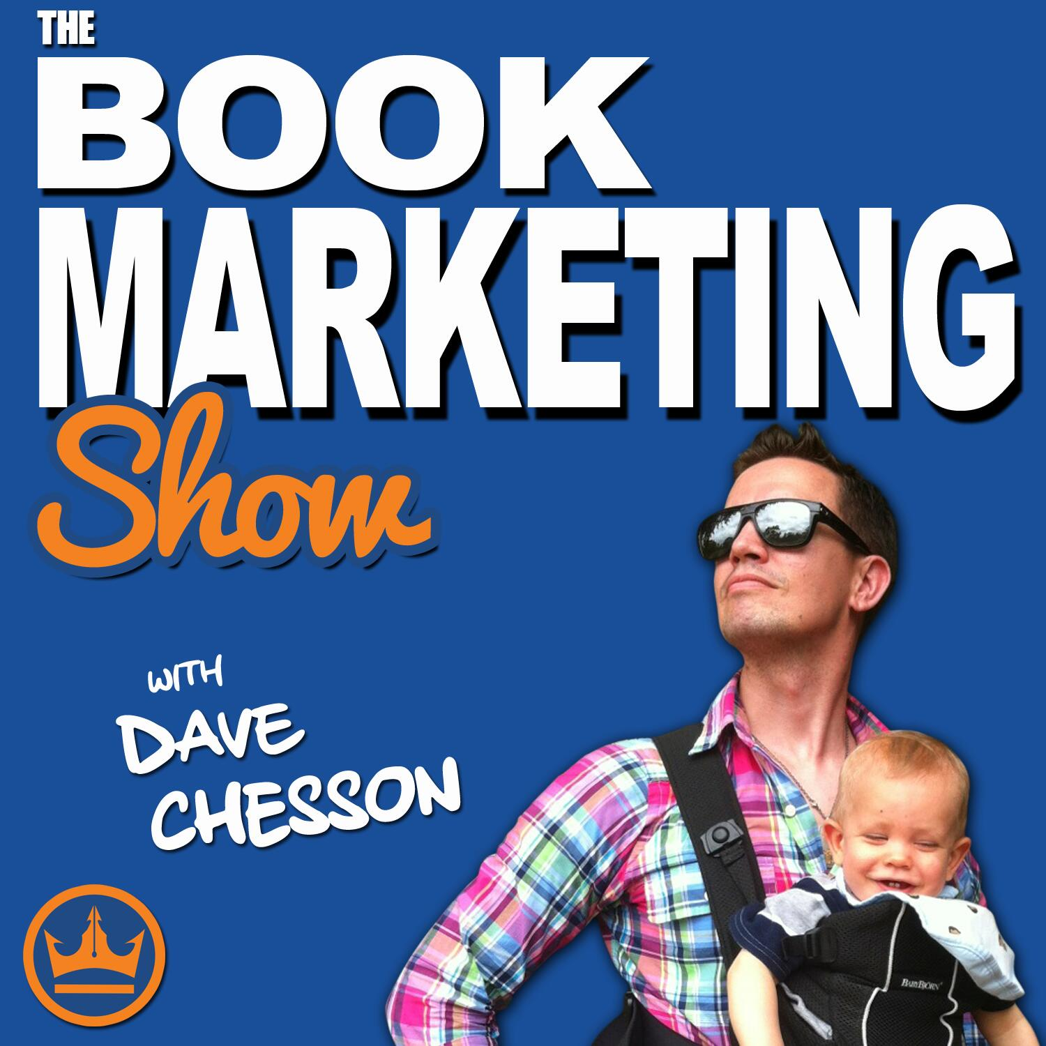 Book Marketing Show Podcast with Dave Chesson