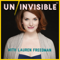 003: The Role of Nutrition in Integrative Health with Dr. Yariv Rothman & Calliope Tsoukalas - Uninvisible Pod with Lauren Freedman