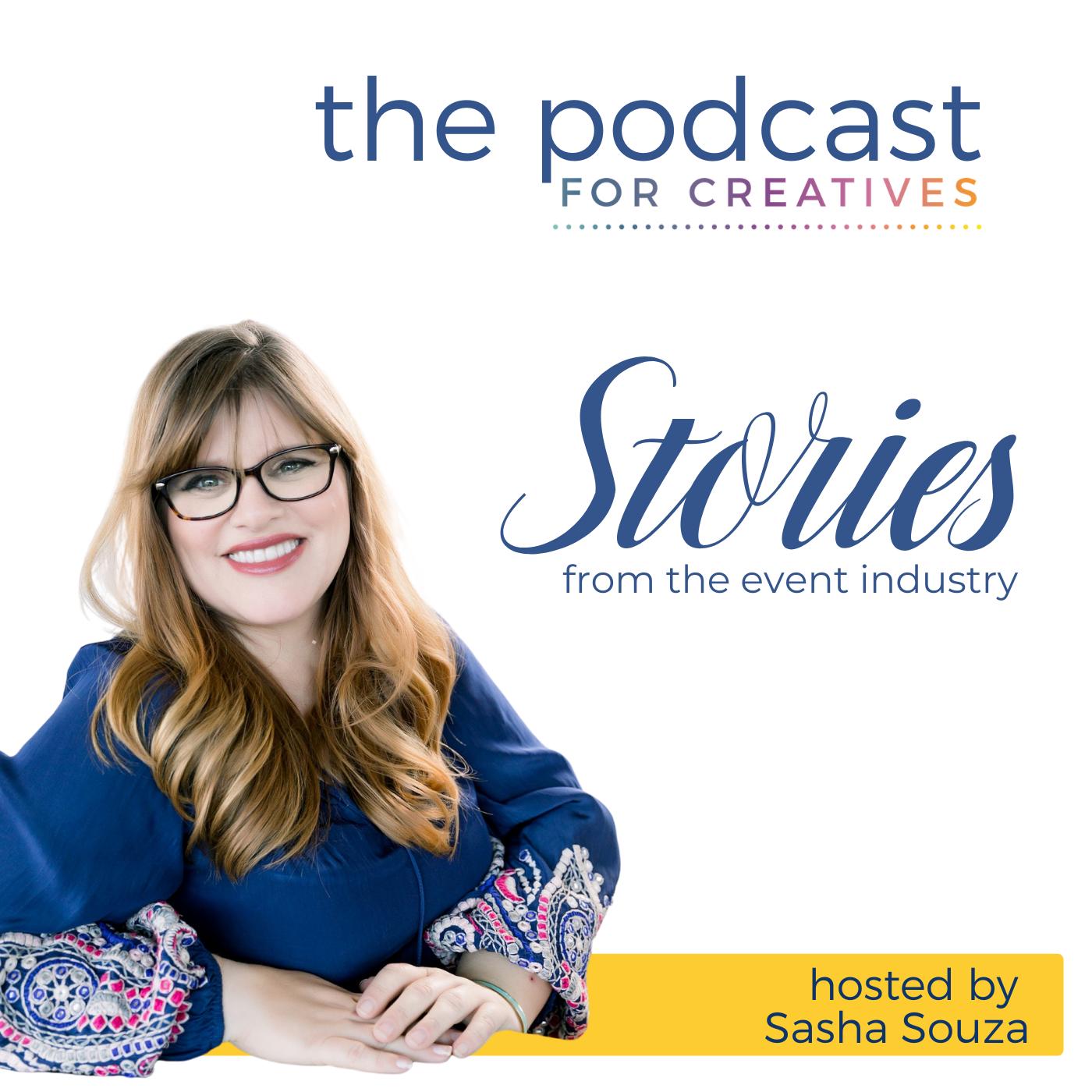Sasha Souza's Podcast for Creatives