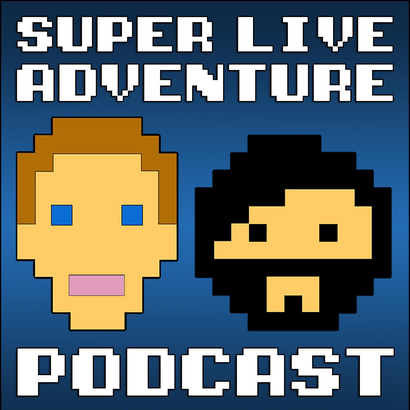 Super Live Adventure Podcast