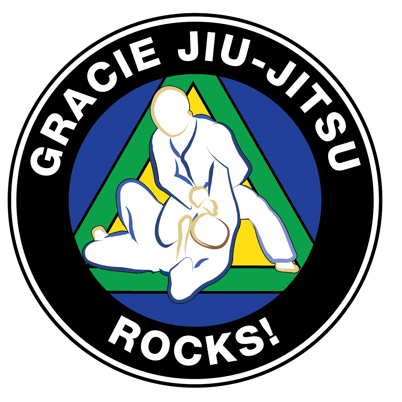 Gracie Jiu Jitsu Rocks! podcast