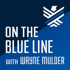 On the Blue Line podcast