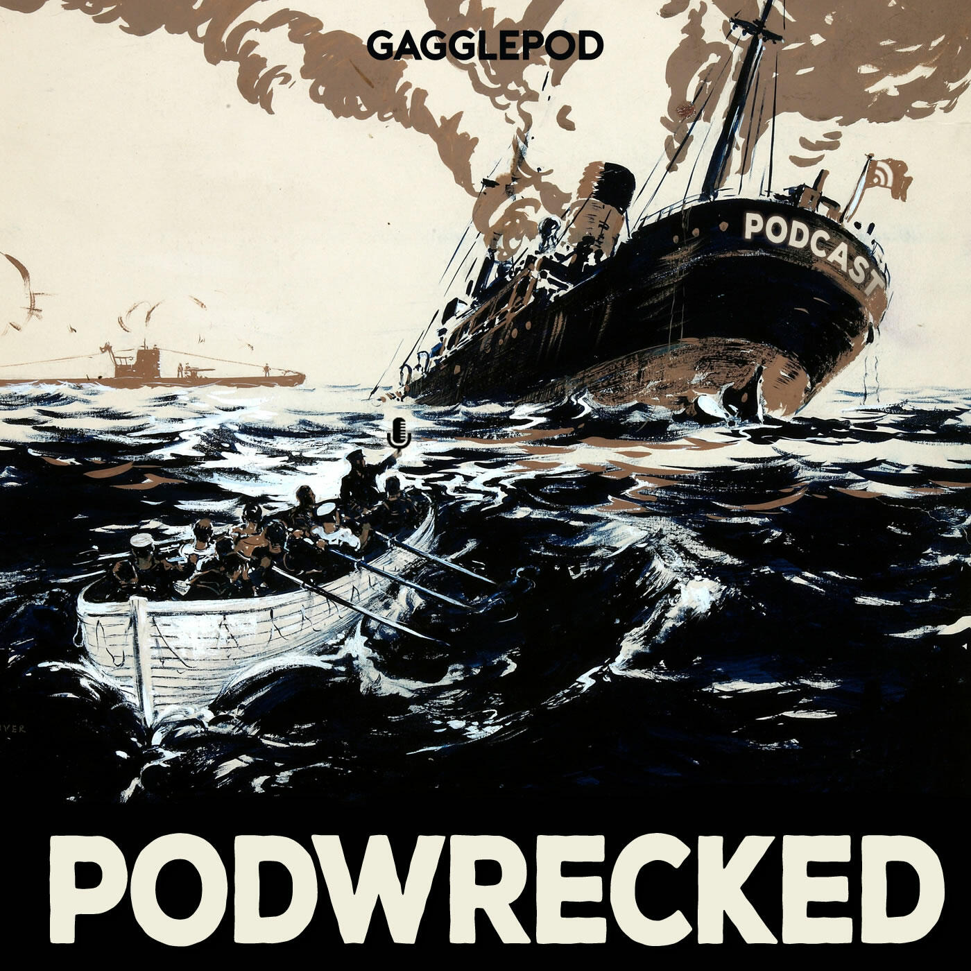 Podwrecked