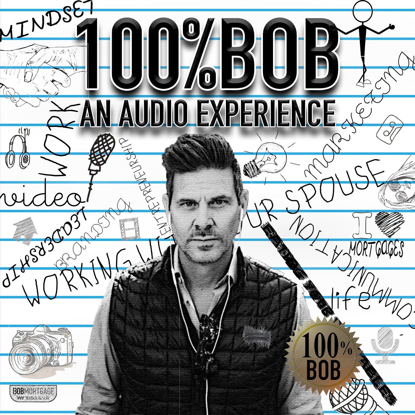 100%Bob: An Audio Experience