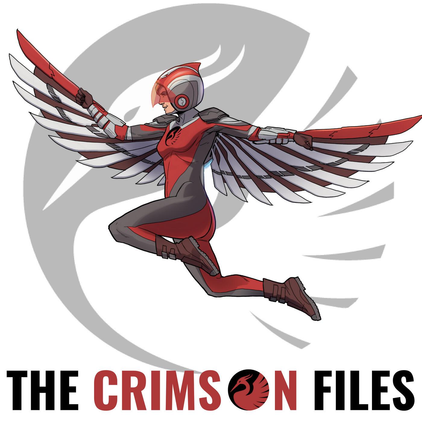 The Crimson Files