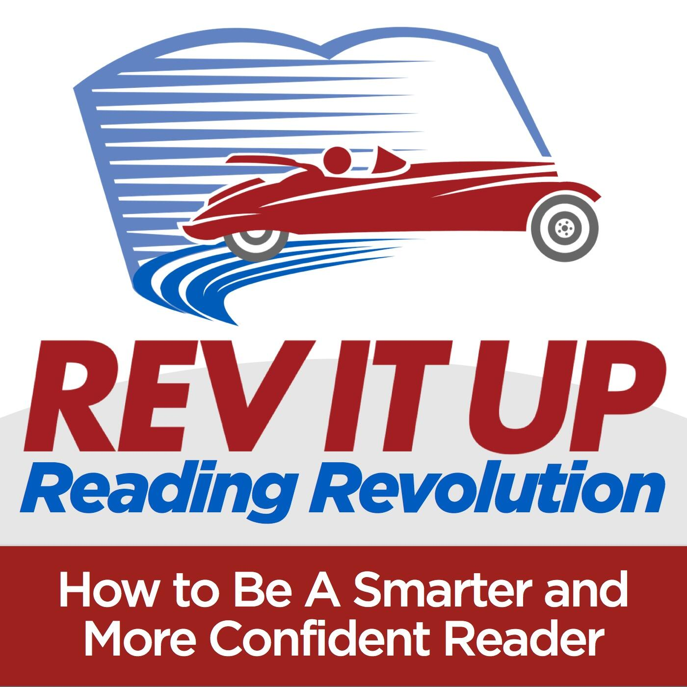 Rev It Up Reading Revolution