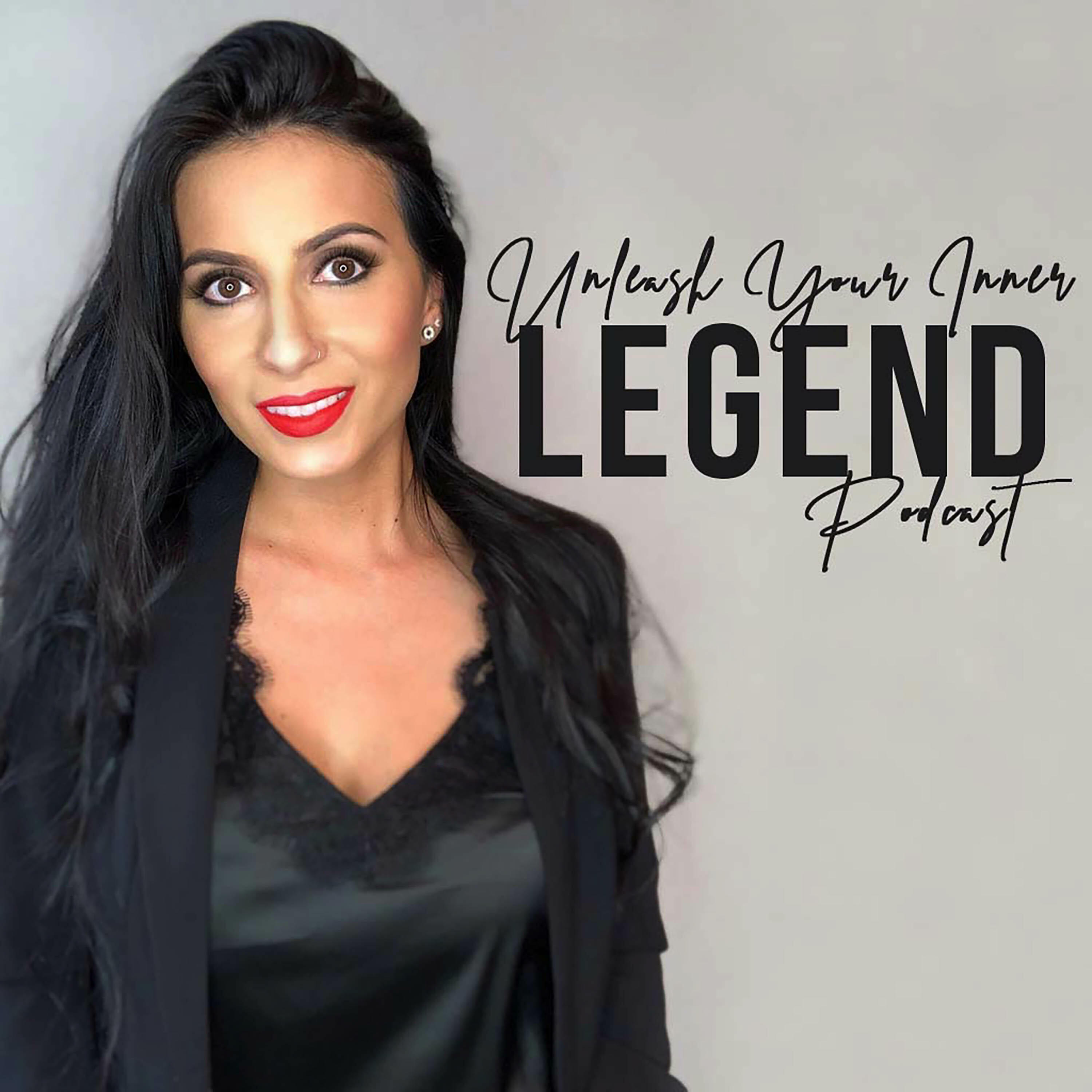 Unleash Your Inner Legend with Hollie Kitchens