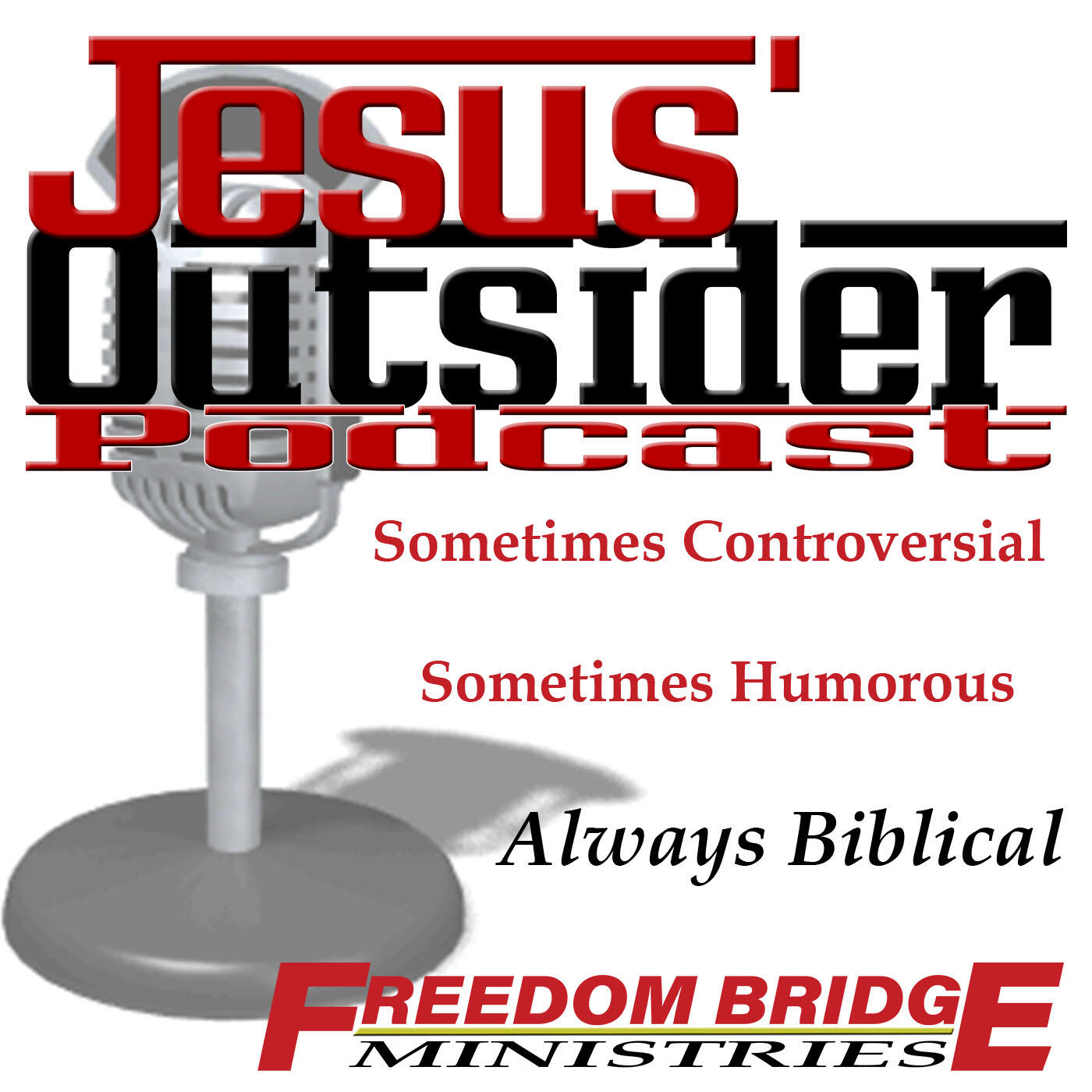 Jesus' Outsider Podcast