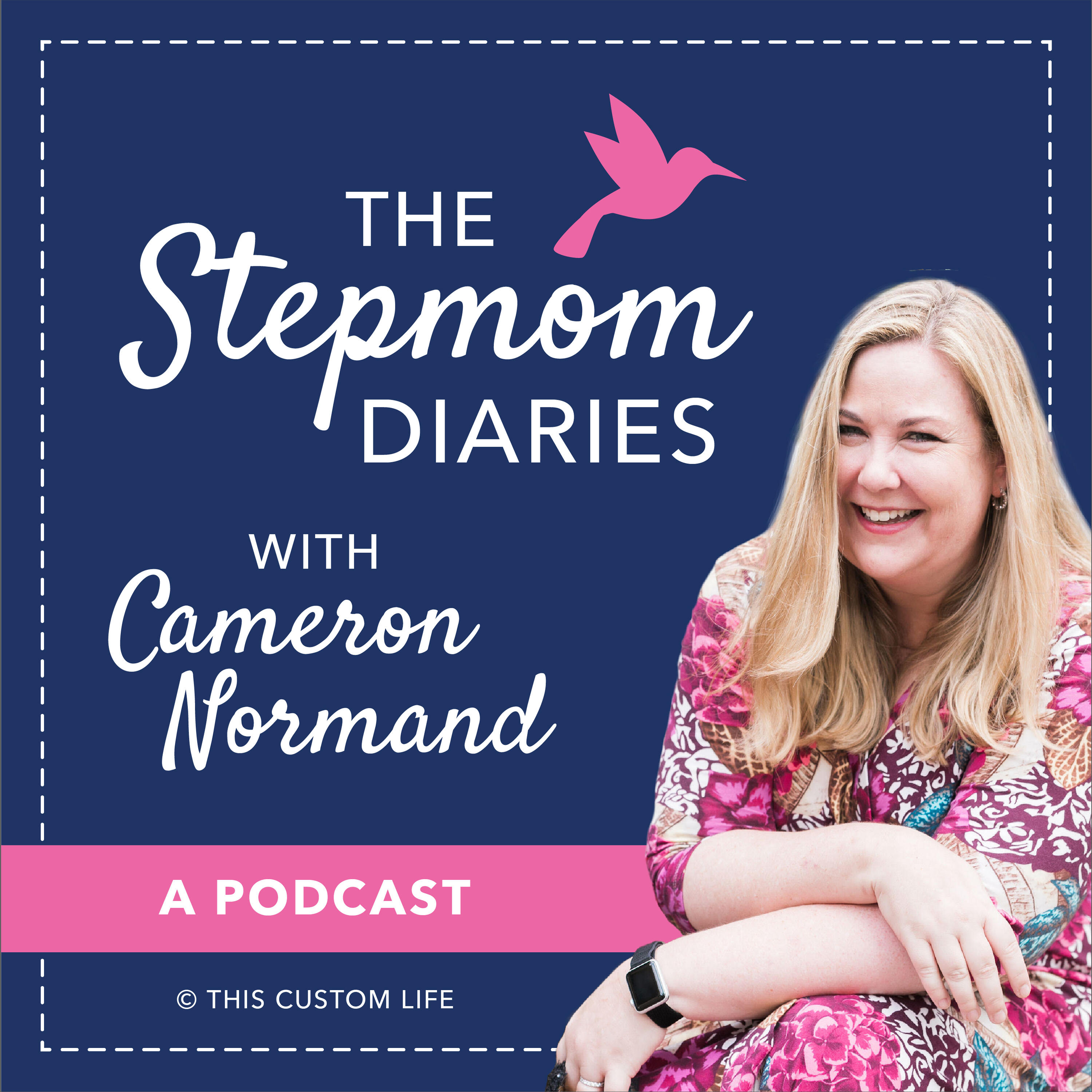 The Stepmom Diaries Podcast