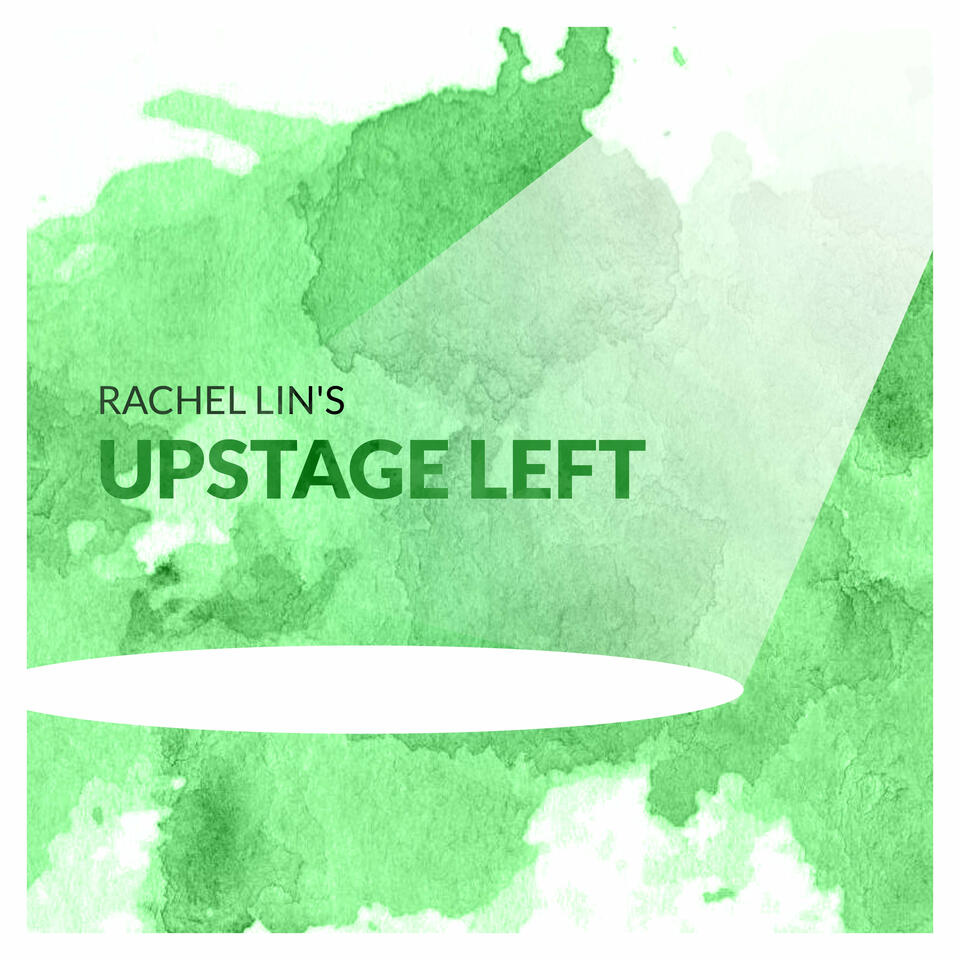 Upstage Left | Intimate Conversations with New York Theater